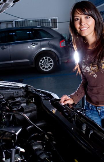 Tag Auto Center What Women Auto Know